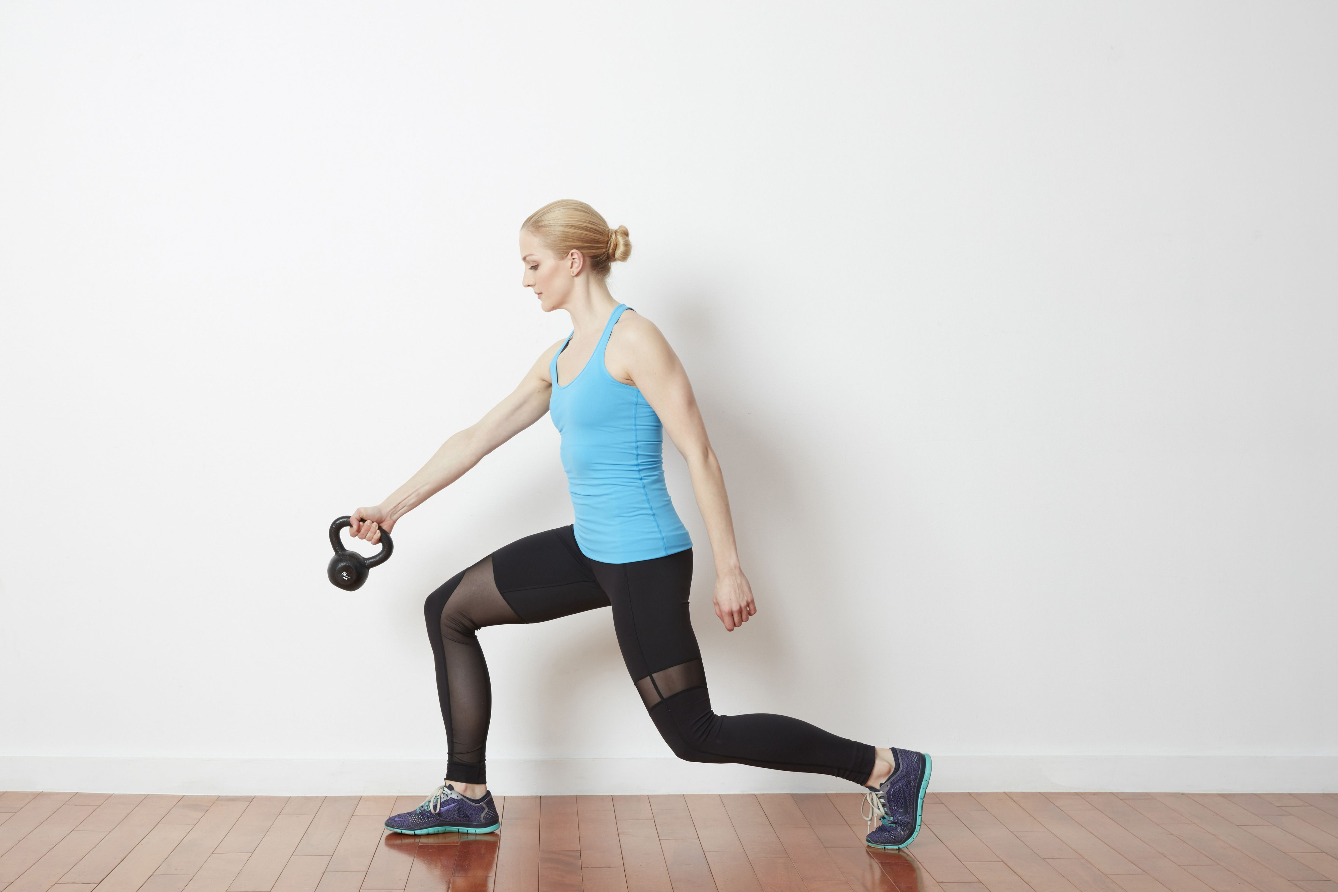 Hips, Butt and Thighs Workout