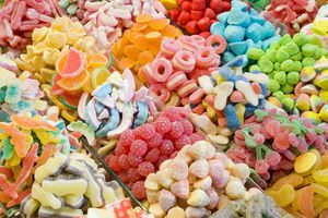 Candy and sweets