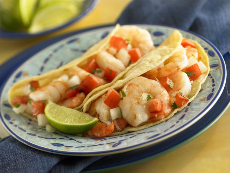 Mexican Food Nutrition Menu Choices And Calories