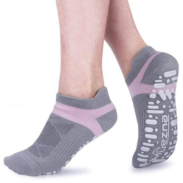 Muezna Non Slip Yoga Socks