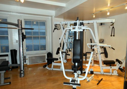 Smart Workout Gym
