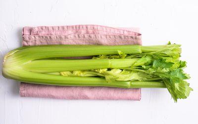 Celery crop