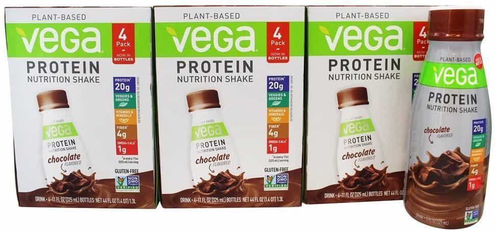 Vega Protein Nutritional Shake Chocolate