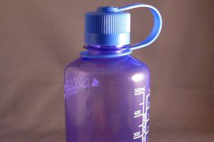 Older Nalgene Lexan Polycarbonate Bottle