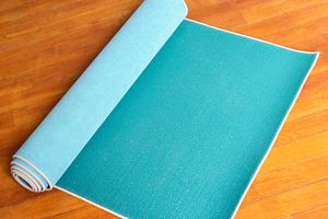 Aurorae Synergy Hot Yoga Mat