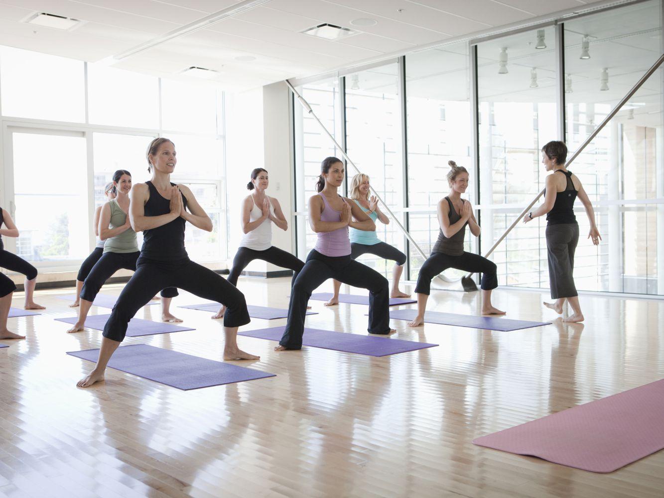 Power Yoga History And Health Benefits