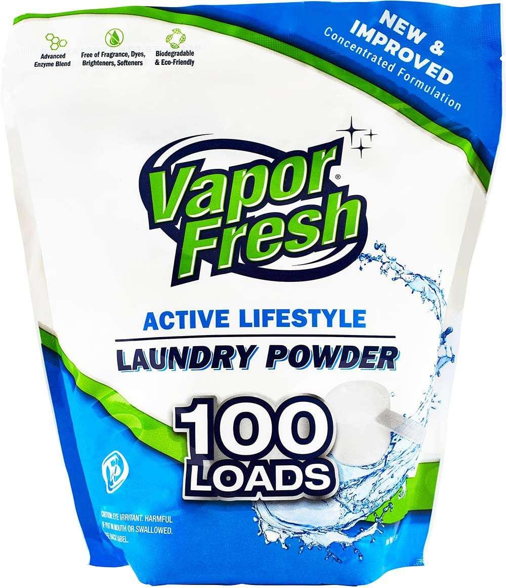 Vapor Fresh Laundry Detergent Powder