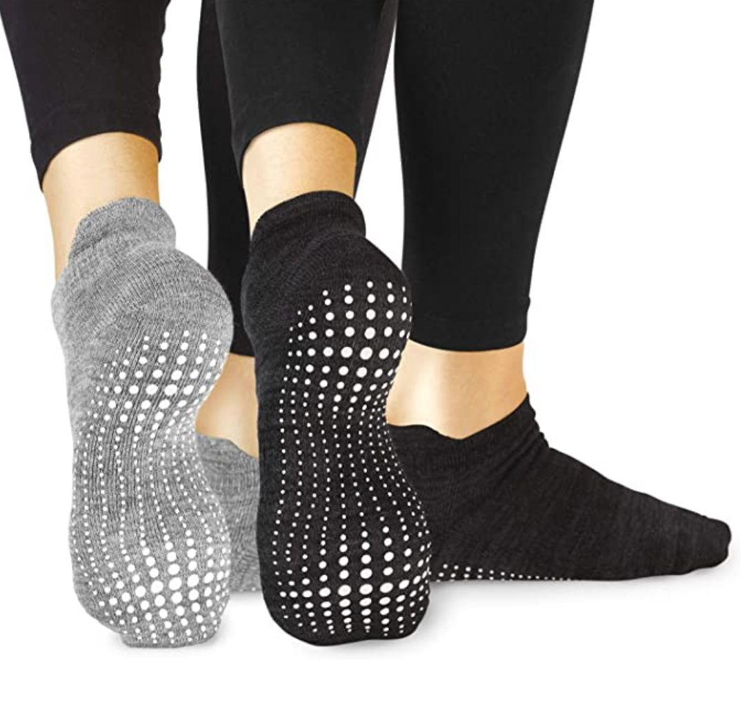 LA Active Grip Socks