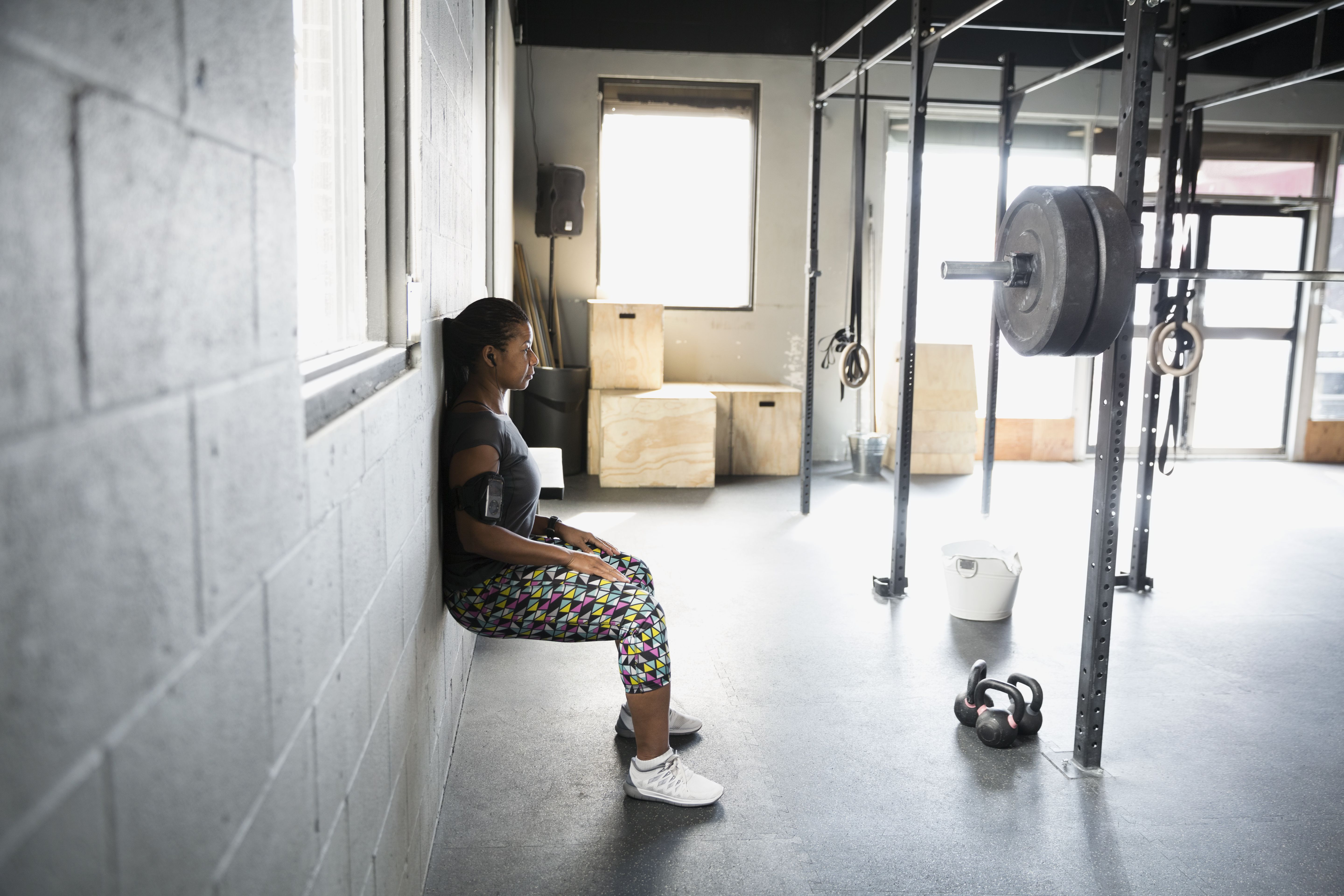 Squat Variations for the Buns, Hips, and Thighs