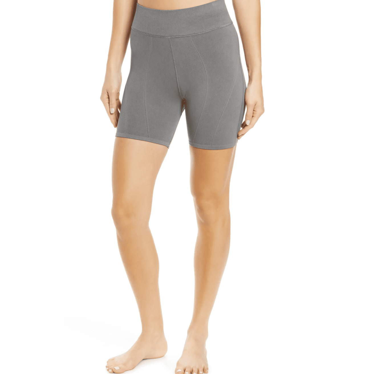 Free People Let's Go Seamless Bike Shorts