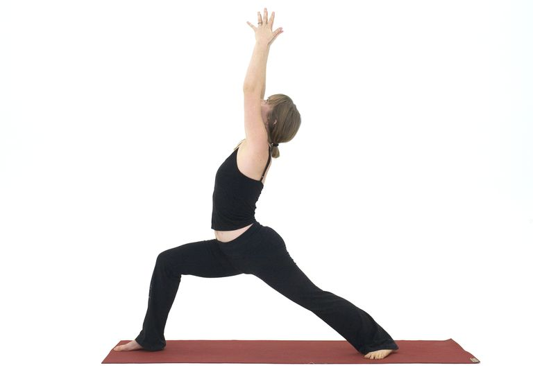 8 Standing Yoga Poses Sequence
