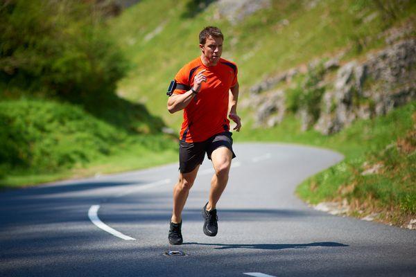 hill runner