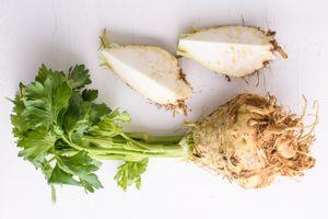 Celeriac celery root