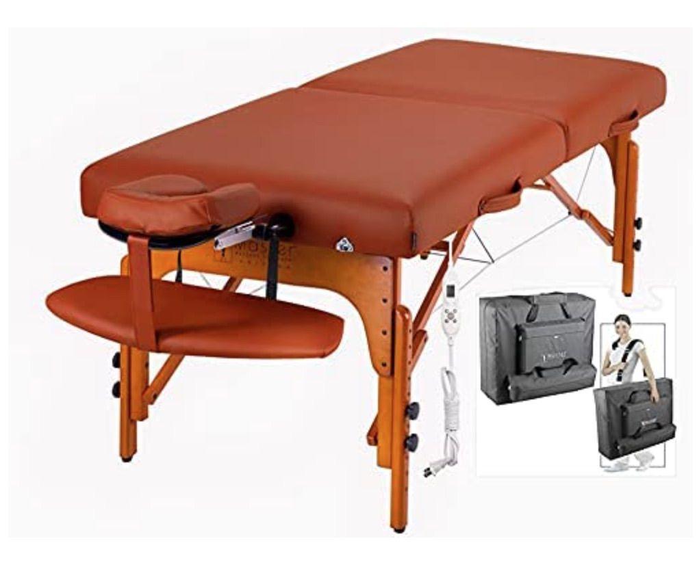 Best Heated Massage Table