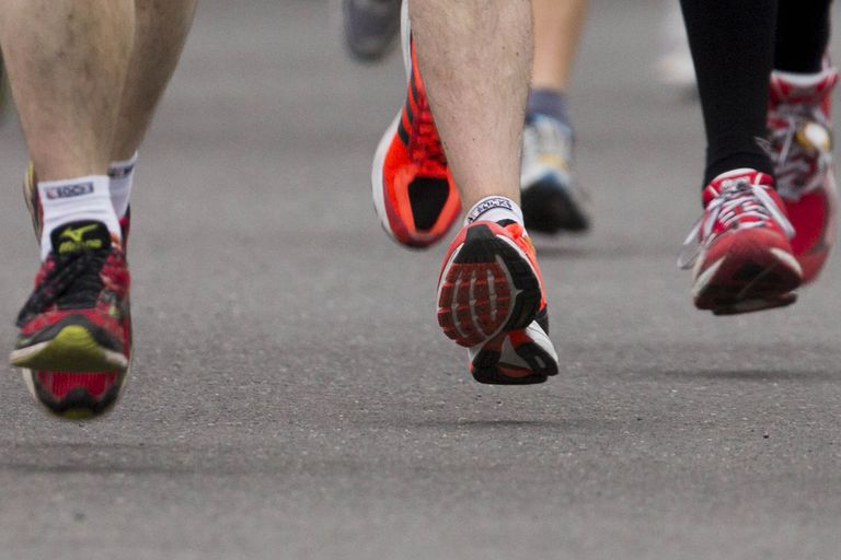 New Airport Holds Half Marathon