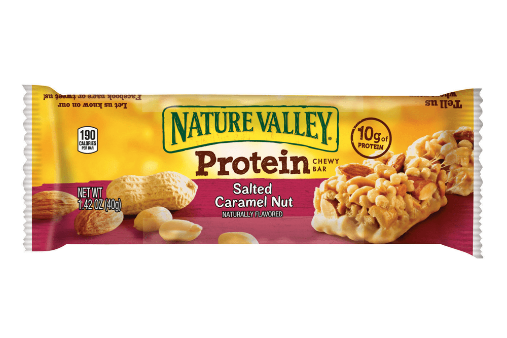 5 Healthy Protein Bars For Weight Loss Nature Valley Chewy