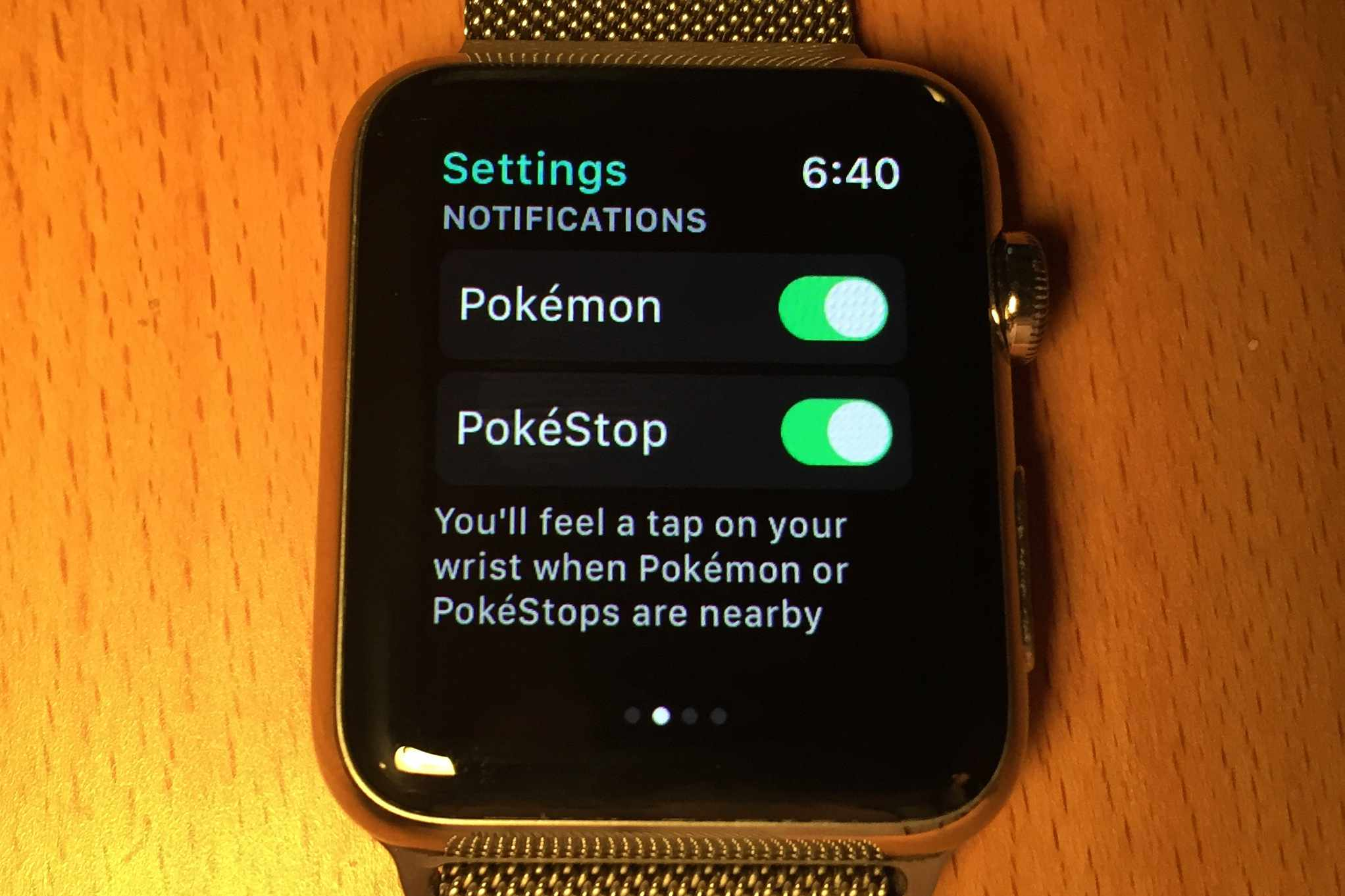 Pokemon Go Apple Watch App Pros and Cons