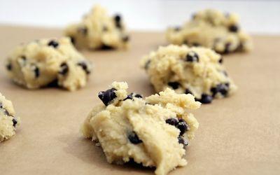 gluten-free cookie dough