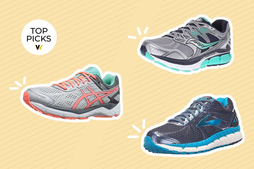 Best Women's Running Shoes for Overpronators