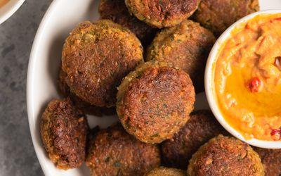 Quick and Easy Falafel Recipe