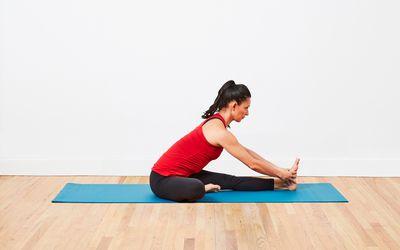 how to do skandasana side lunge yoga pose