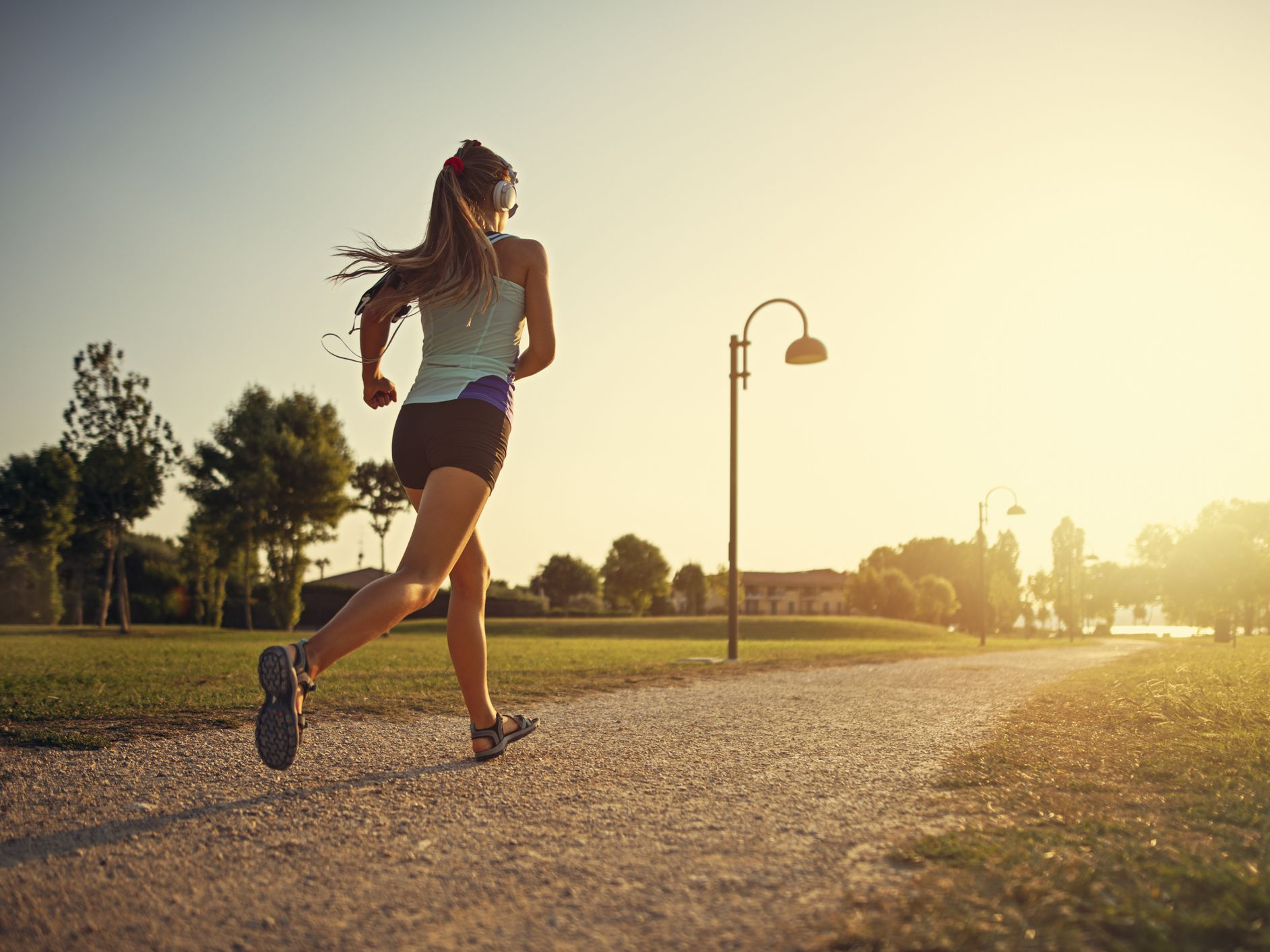 What's the Difference Between Running and Jogging?