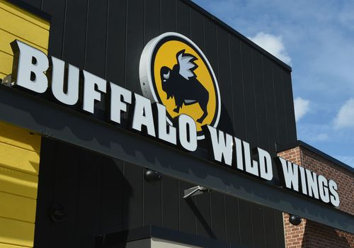 Signo de Buffalo Wild Wings