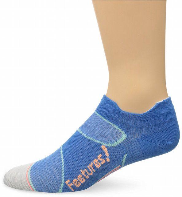 Feetures! Elite Ultra Light No Show Tab Socks