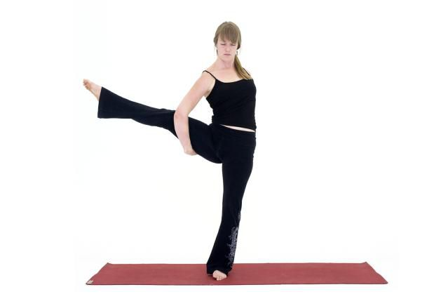 Bird Of Paradise Yoga 5