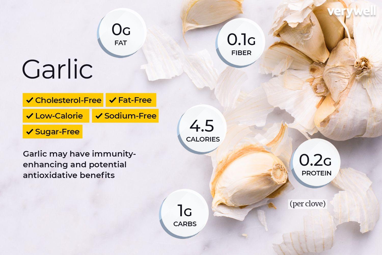 garlic clove and keto diet