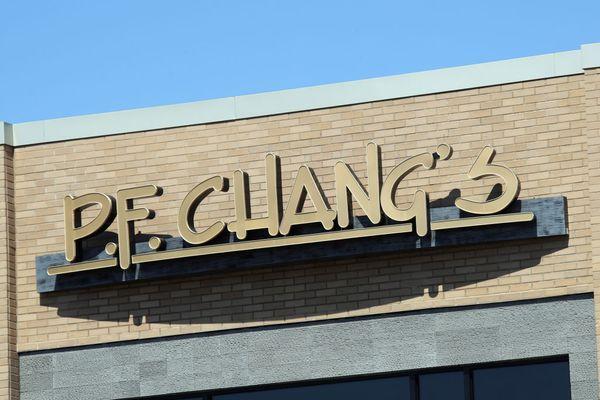PF Changs restaurant