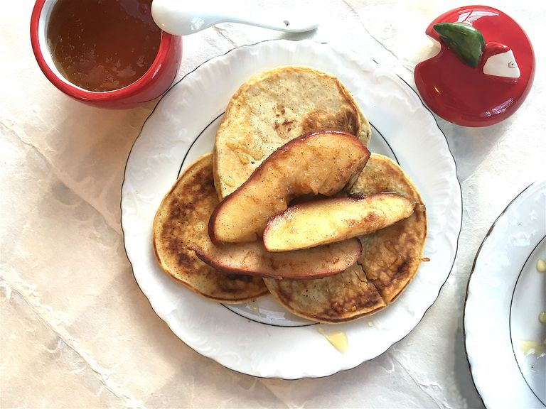 Heartburn Friendly Pancakes