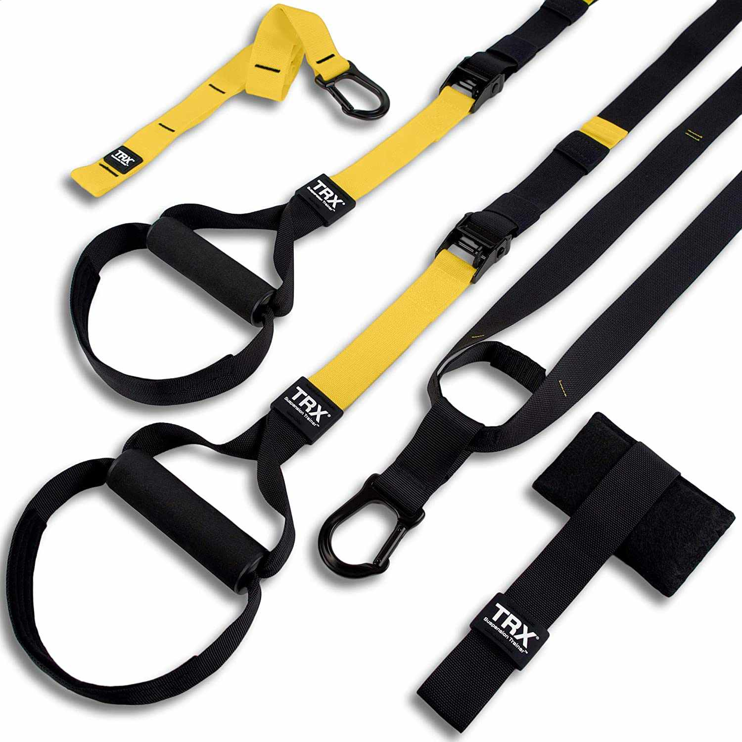 TRX All-in-One Suspension Training Fitness System