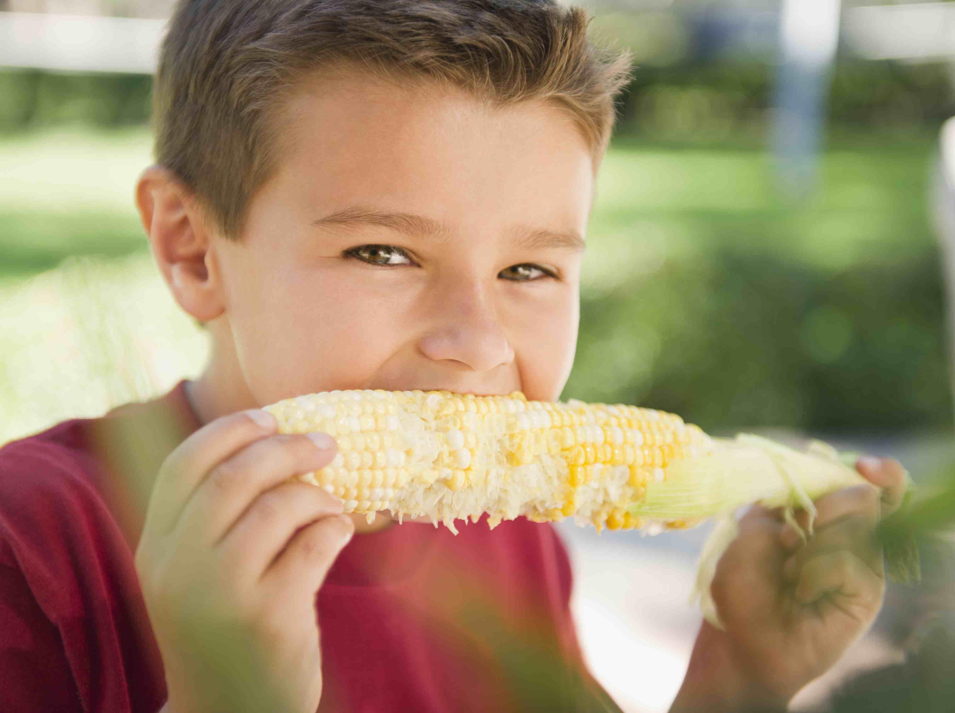 Los niños necesitan de 1 a 1.5 tazas de vegetales todos los días.