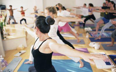 Ashtanga Yoga Class