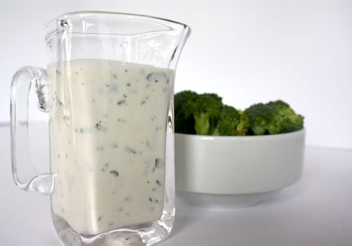 creamy buttermilk ranch dressing