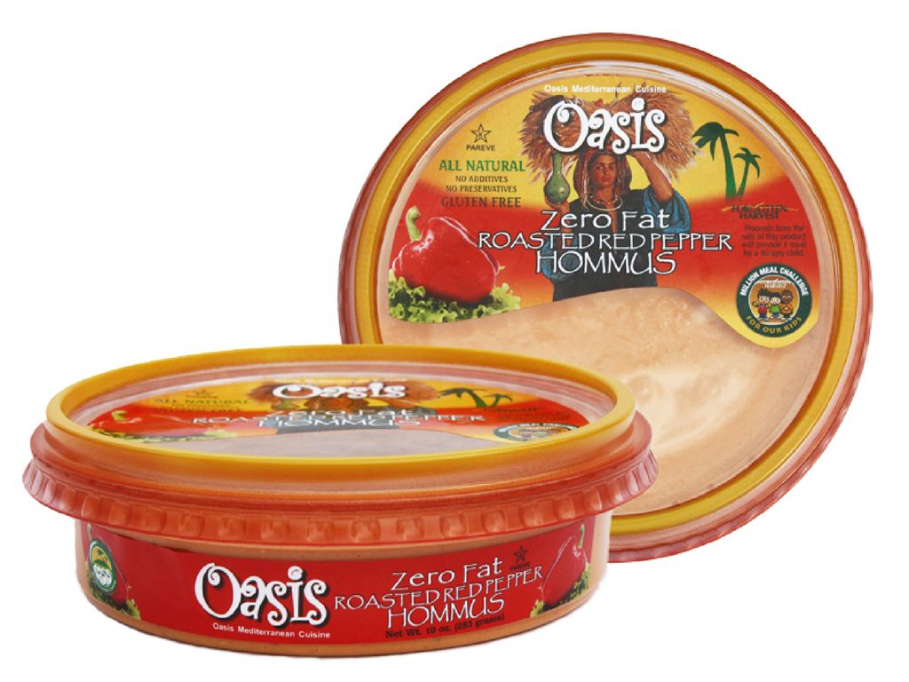 Oasis hummus for weight loss