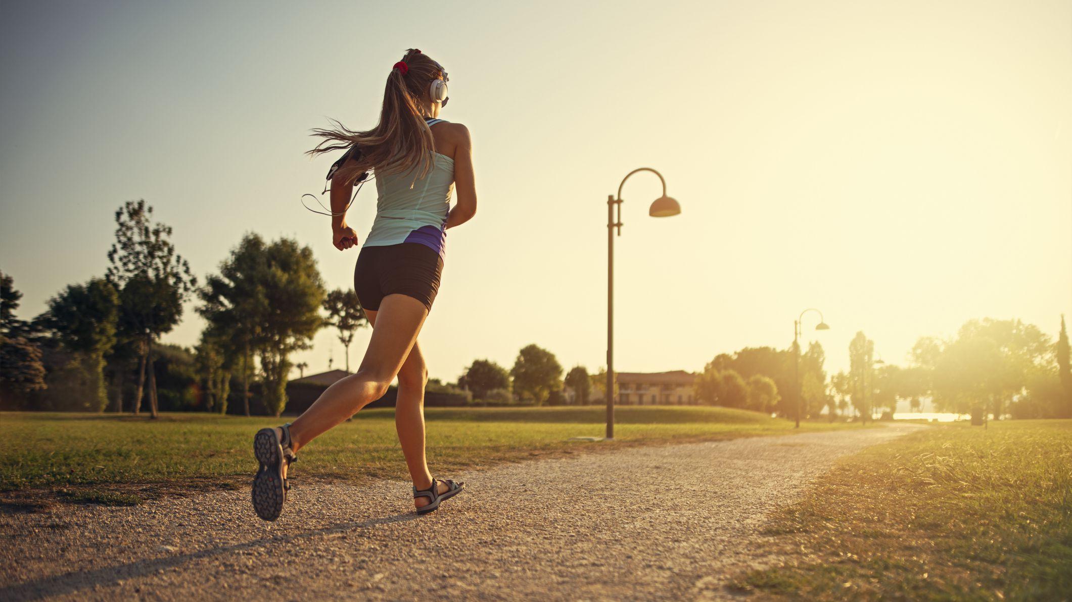 Jogging - Set it Down