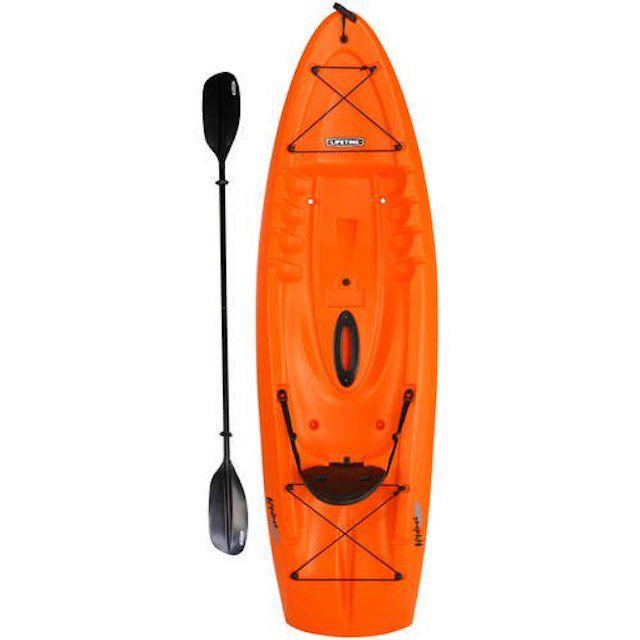 Lifetime Hydros 8 pies 5 en kayak Sit-on-top