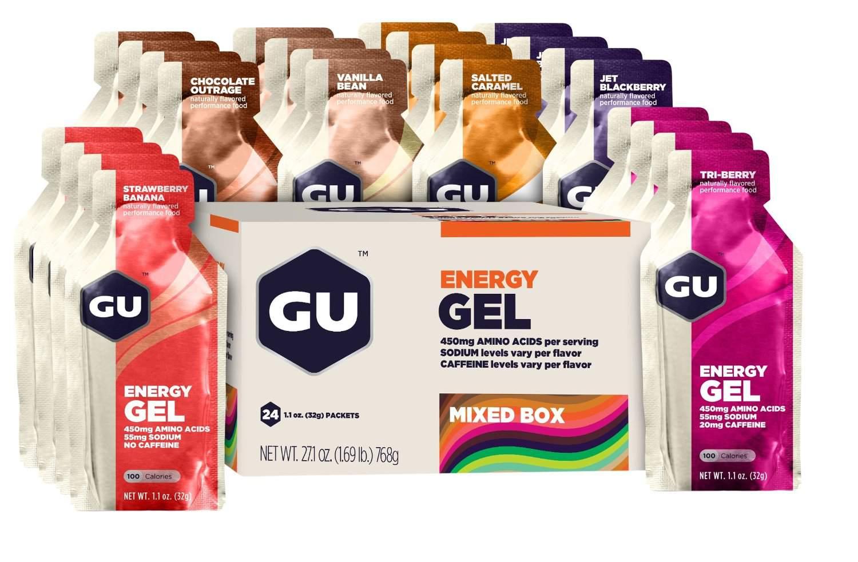 Best Fast Absorbing  GU Energy Gels c994d559c