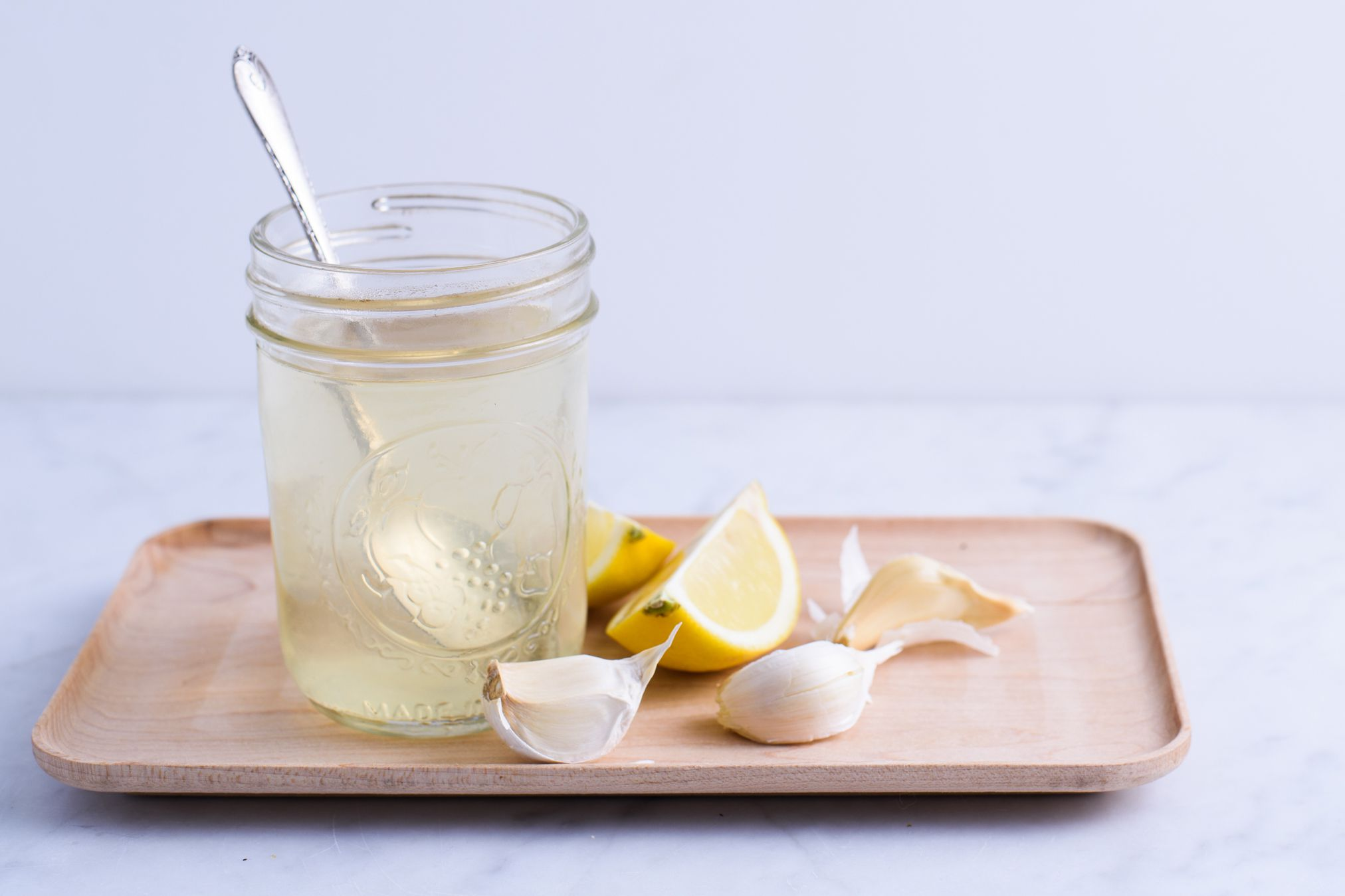 garlic tea benefits and side effects