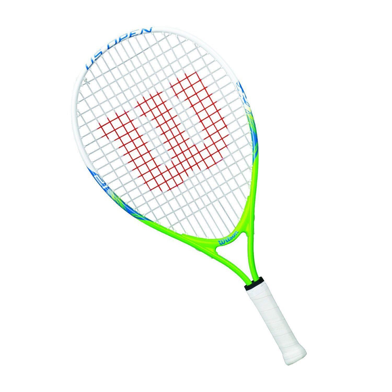 "Wilson US Open 21"" Kids Tennis Racquet"