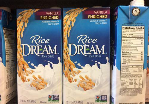 Sueño de arroz