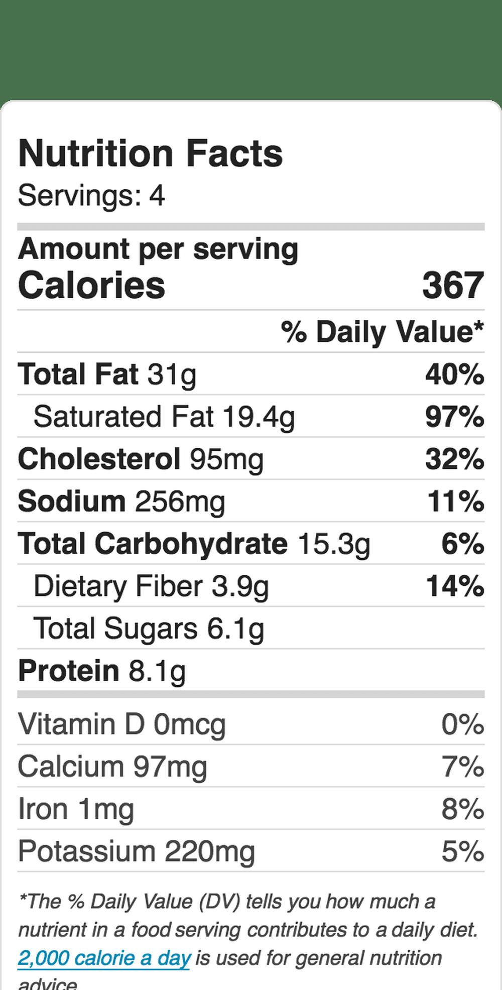 Nutrition Label Embed 313803690 5b69de23c9e77c0050d98df5