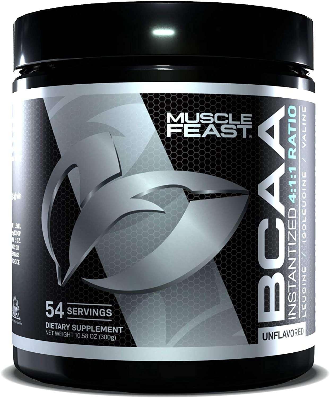 Muscle Feast BCAA Powder 4:1:1 Ratio