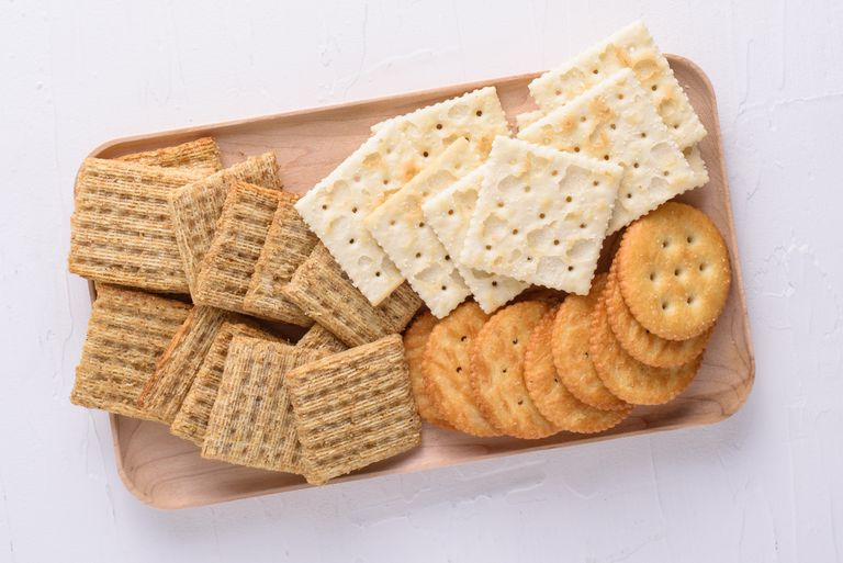 Best and Worst Cracker Choices: Calories in Favorites