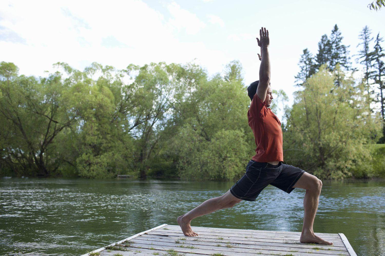 Beginning Yoga Workout for Men