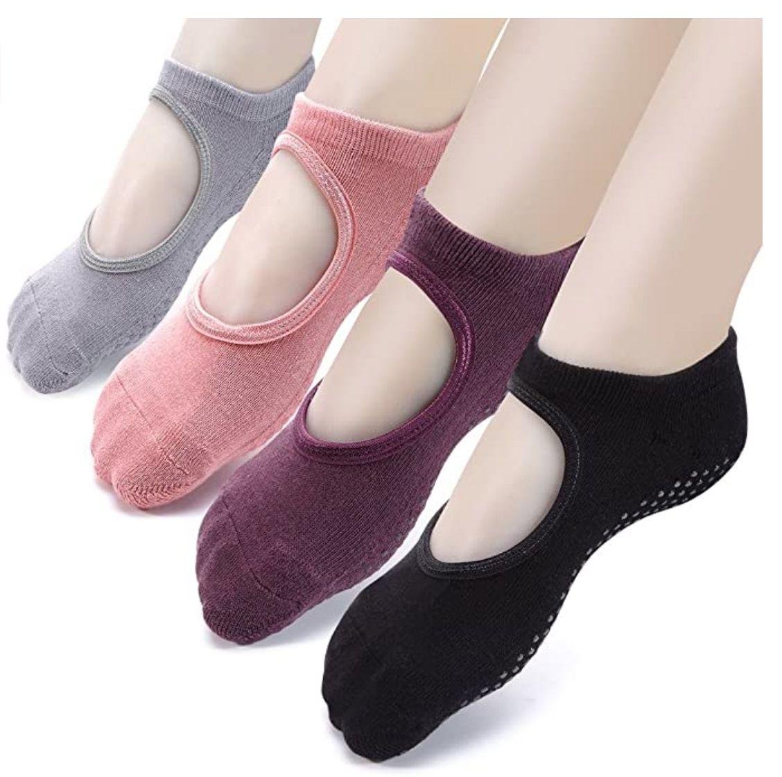 Cooque Yoga Socks