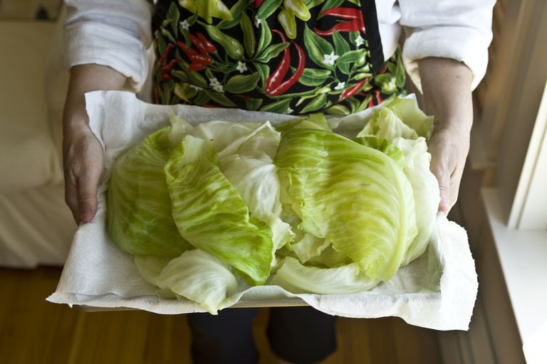 steamed cabbage is high in vitamin c
