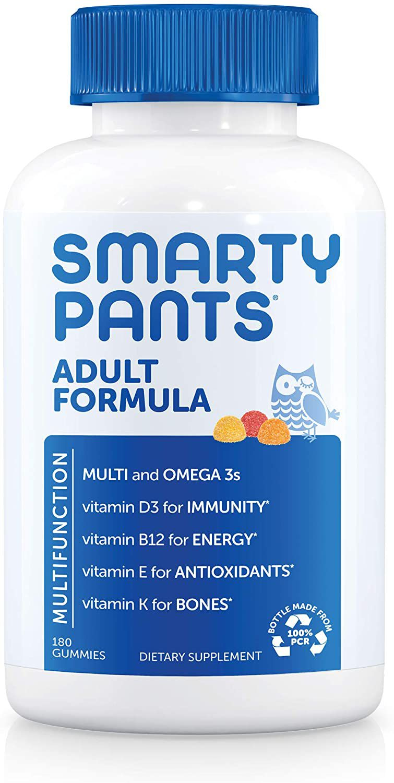 SmartyPants Adult Multivitamin Gummy